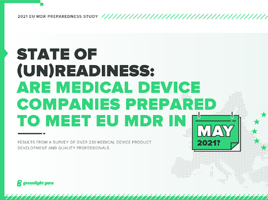 (cover) 2021 EU MDR report