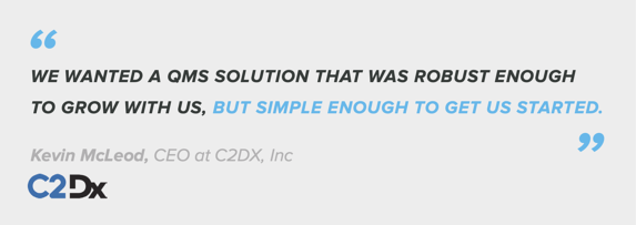 C2Dx-QMS-solution-qms-software-vendor-simple-and-robust