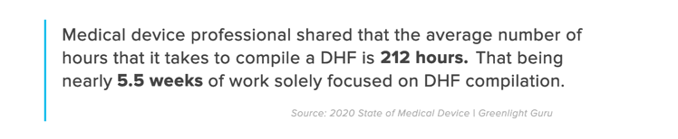 medical-device-qms-software-vendor-DHF-capabilities