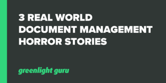 3 Real World Document Management Horror Stories - Featured Image