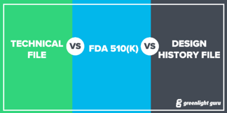 Technical File vs. 510(k) vs. Design History File: What Medical Device Developers Should Know - Featured Image
