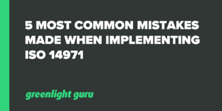 5 Most Common Mistakes Made When Implementing ISO 14971 - Featured Image