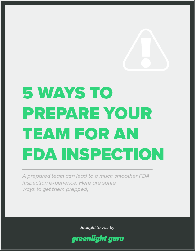 5-ways-to-prepare-your-team-for-an-fda-inspection
