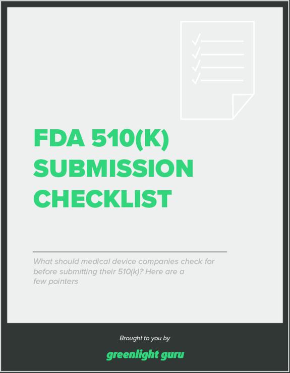 510K-submission-checklist