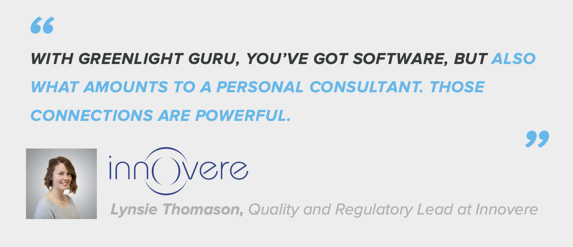 customer-review-greenlight-guru-medical-device-qms-software-vendor-partnership