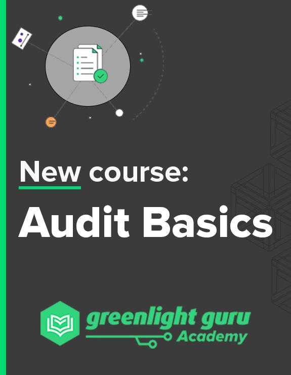 Audit Basics CTA