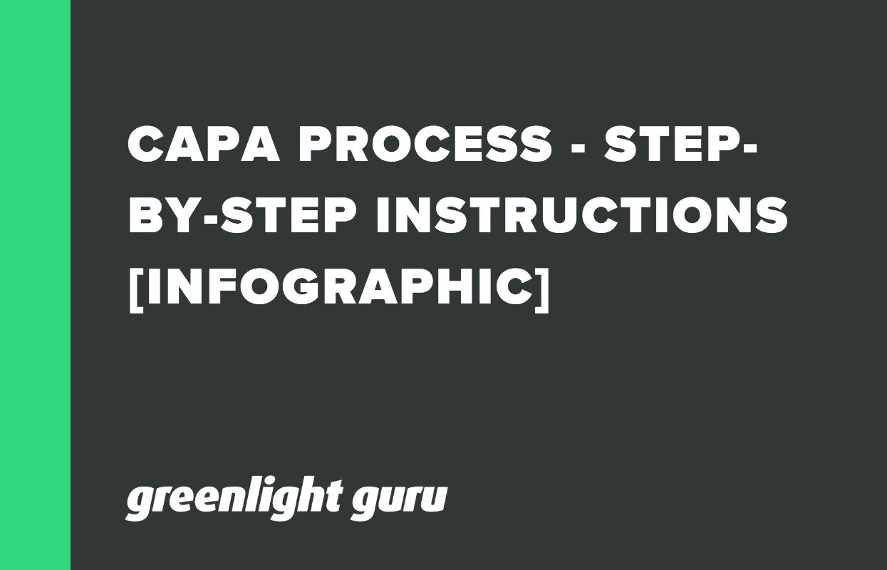 CAPA PROCESS - STEP-BY-STEP INSTRUCTIONS [INFOGRAPHIC]-1
