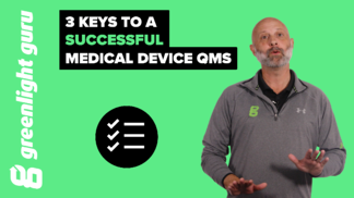[VIDEO] How to build a medical device QMS using the best people, processes & technology (S.M.A.R.T Methodology) - Featured Image