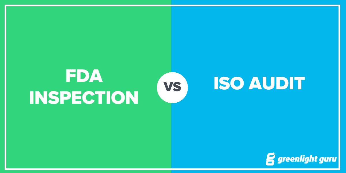 FDA V ISO