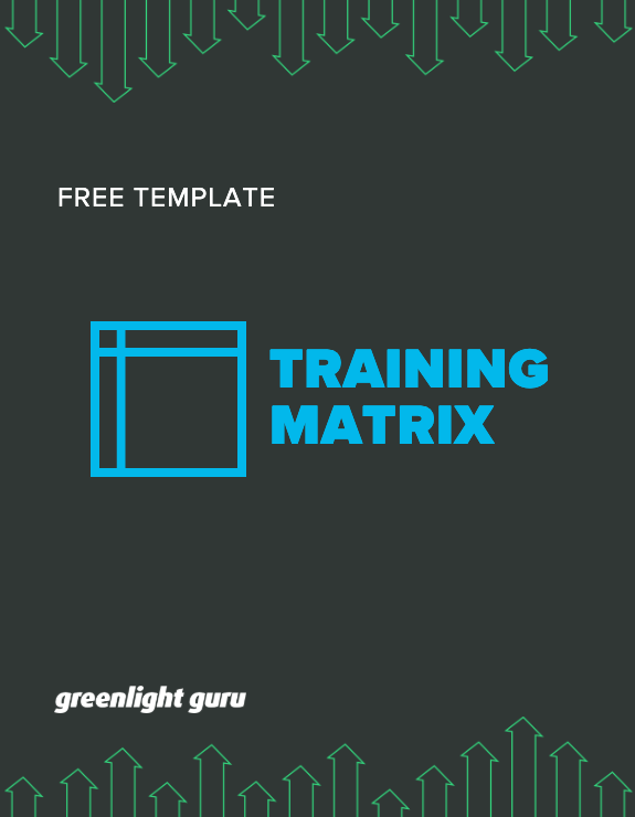 Free Training Matrix
