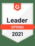 G2 Spring 2021 Leader