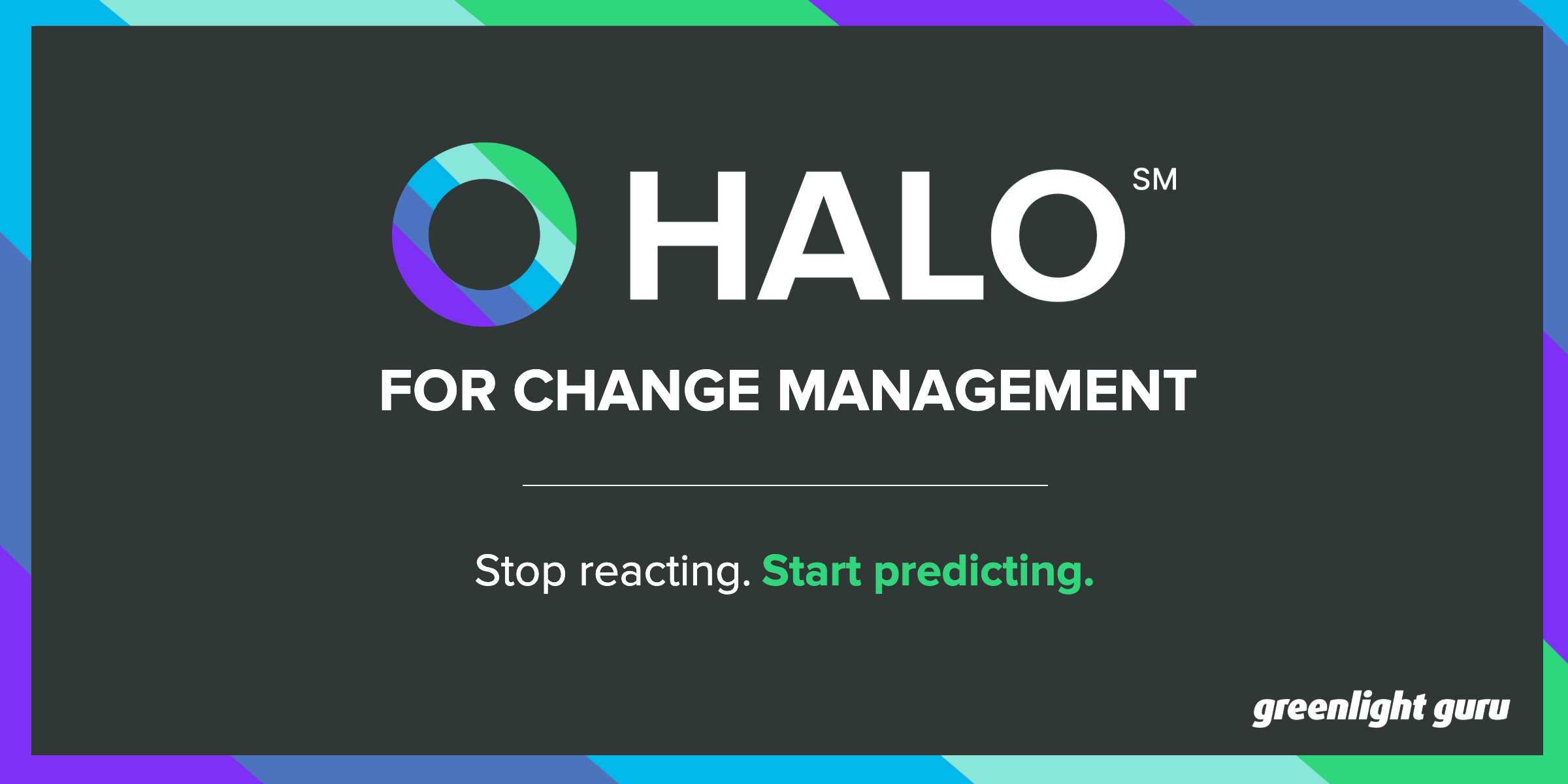 Greenlight Guru Launches Halo℠ For Change Management, World's First AI & ML Recommendation Engine for Medical Device Quality - Featured Image