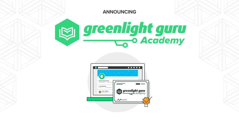 Greenlight Guru Academic PR Graphic