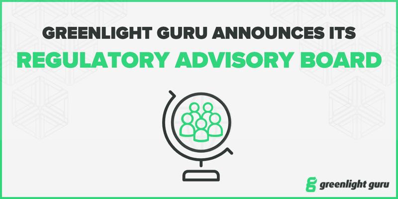 Greenlight Guru Regulatory Advisory Board PR graphic