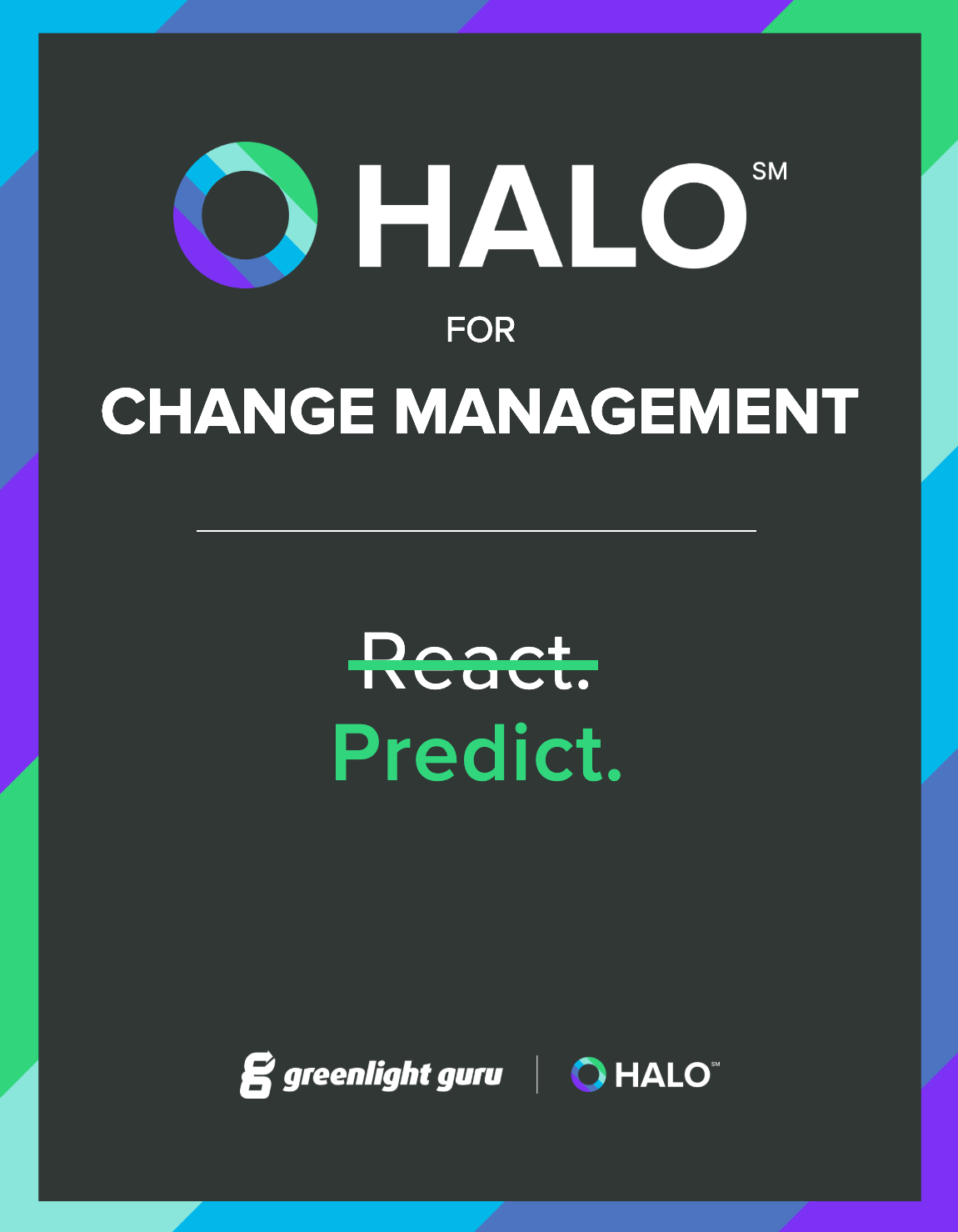 Halo for Change - slide-in
