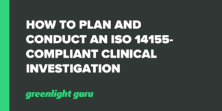 How to Plan and Conduct an ISO 14155-Compliant Clinical Investigation - Featured Image