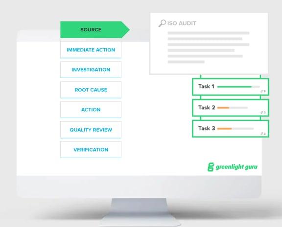 Greenlight Guru Audit Management Software