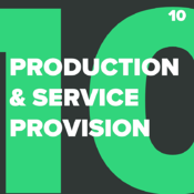 ISO 13485 production and service provision