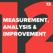 ISO 13485 measurement analysis and improvement