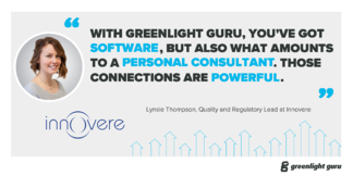 Case Study: How Innovere Accelerated Their Path To Market By Implementing Greenlight Guru's Medical Device eQMS - Featured Image
