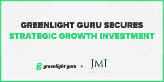Greenlight Guru Receives Strategic Growth Investment from JMI Equity - Featured Image