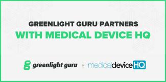 Greenlight Guru Announces Medical Device HQ Partnership - Featured Image