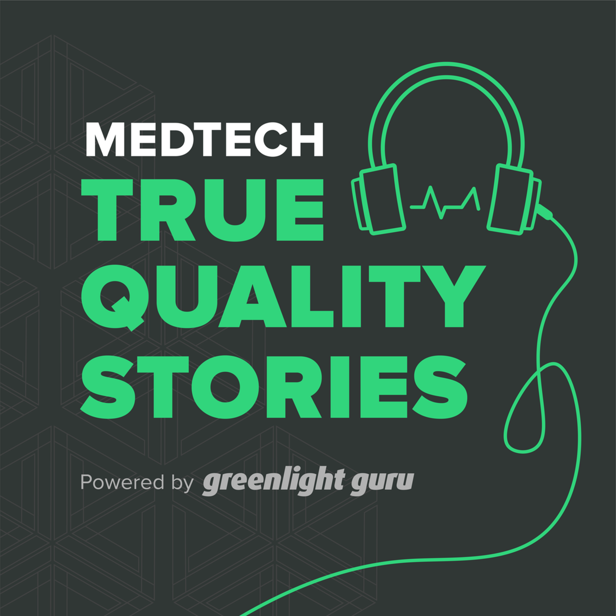 MedTech True Quality Stories logo