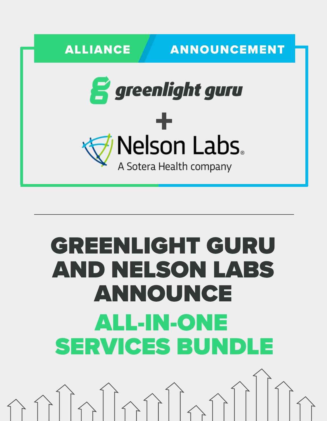 Nelson Labs Alliance - slide-in header