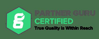 Partner Guru Certified