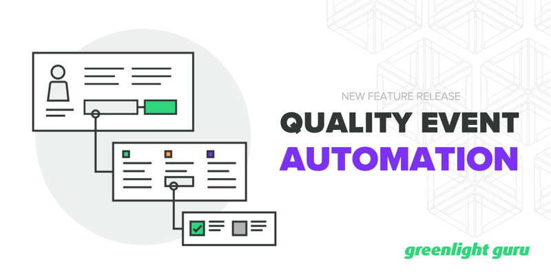 Quality Event Automation Promotional Graphic