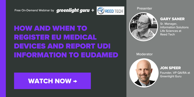 Reed Tech webinar - EU med device-UDI copy