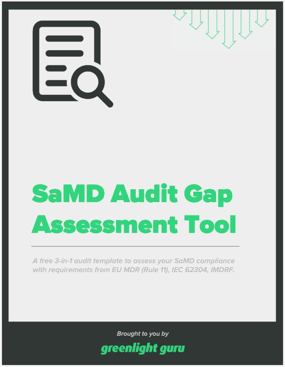 SaMD Audit Gap Assessment Tool