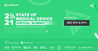 Greenlight Guru Announces The 2021 State of Medical Device Virtual Summit - Featured Image