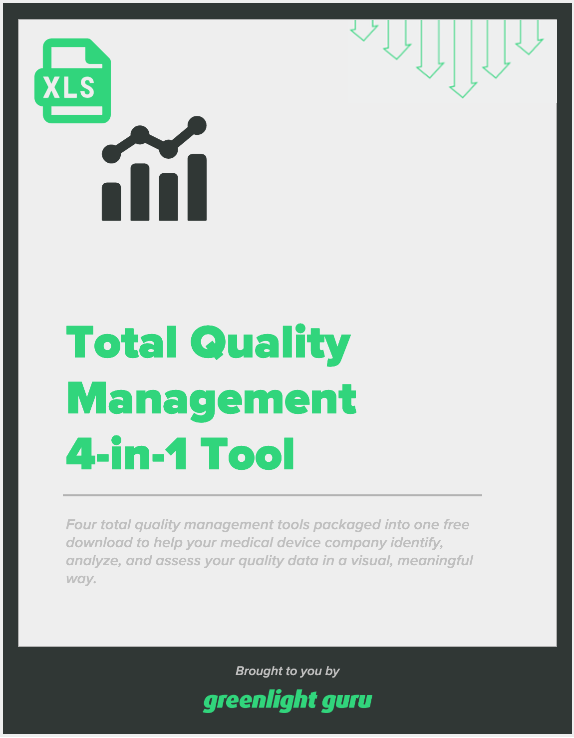 Total Quality Management 4-in-1 Tool