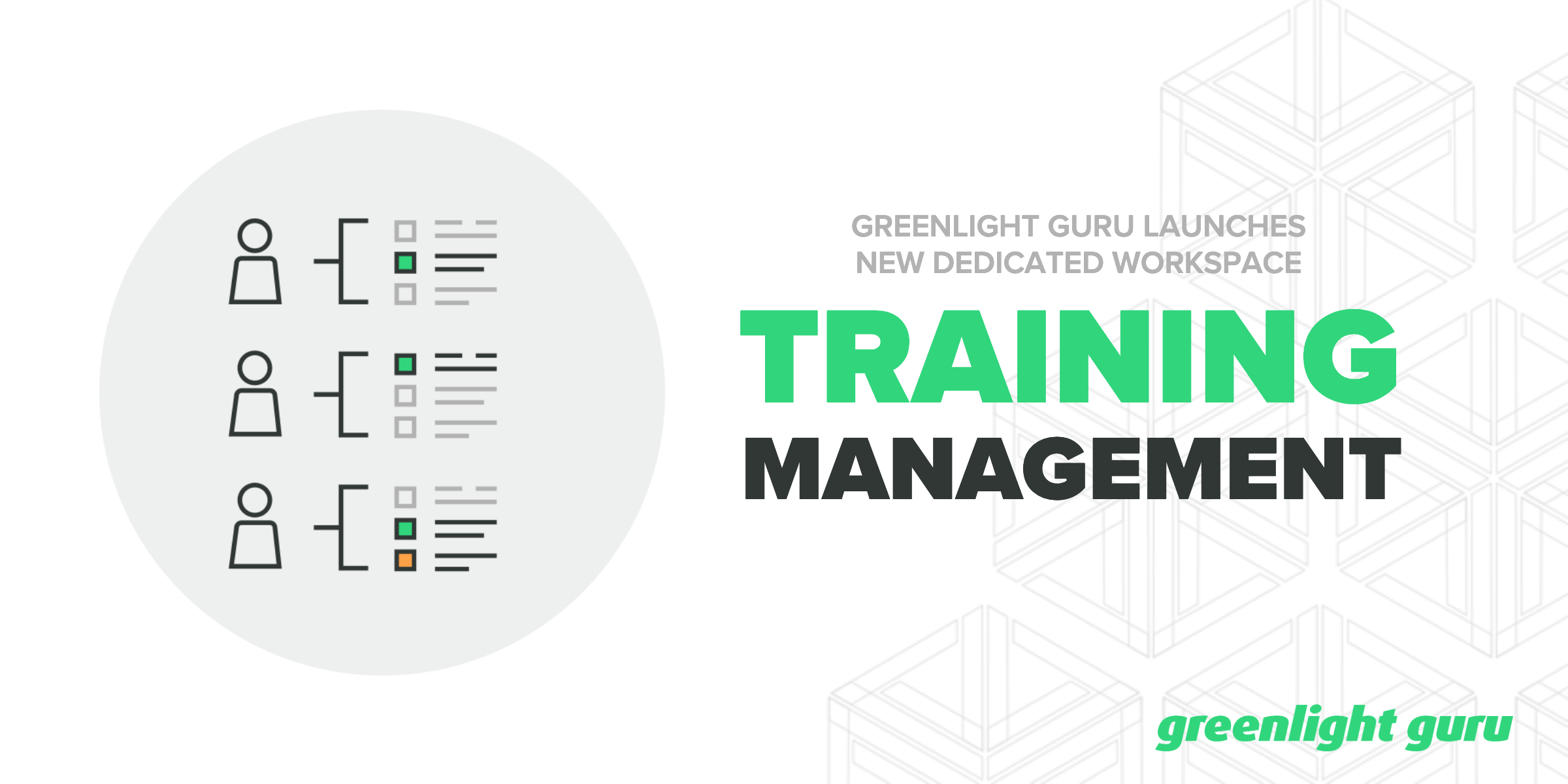 Training Mgmt Launch Graphic