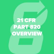 21-cfr-part-820-overview