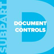 21-cfr-part-820-subpart-d-document-controls