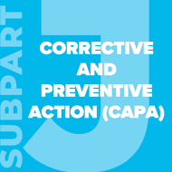 21-cfr-part-820-subpart-j-corrective-and-preventive-action-capa