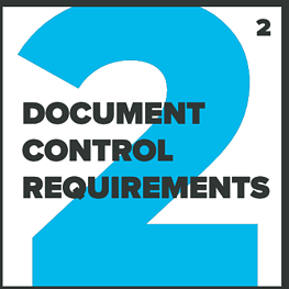 document-control-requirements