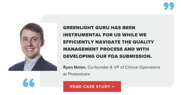 photonicare-achieves-510-k-clearance-by-adopting-medical-device-qms-software-greenlight-guru