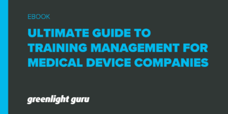 Ultimate Guide to Training Management for Medical Device Companies - Featured Image