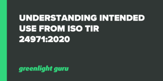 Understanding Intended Use from ISO TR 24971:2020 - Featured Image