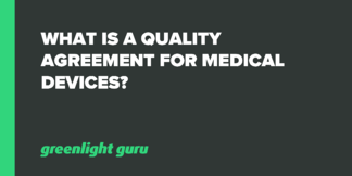 What is a Quality Agreement for Medical Devices? - Featured Image