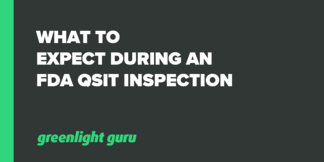 What to Expect During an FDA QSIT Inspection - Featured Image