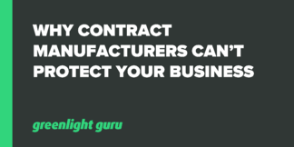 Why Contract Manufacturers Shouldn't Own Your Quality System - Featured Image