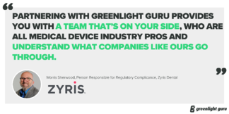 Case Study: How a Partnership with Greenlight Guru is Making This Dental Device Manufacturer Smile - Featured Image
