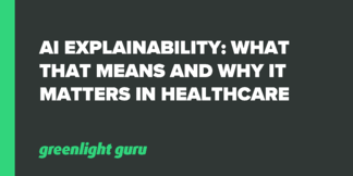 AI Explainability: What That Means and Why it Matters in Healthcare - Featured Image