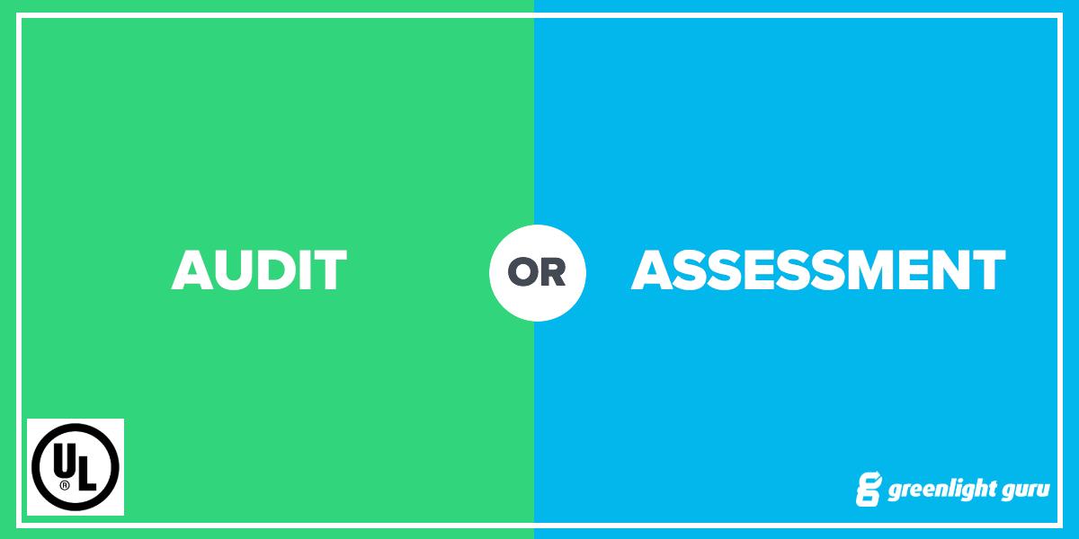 audit v assessment