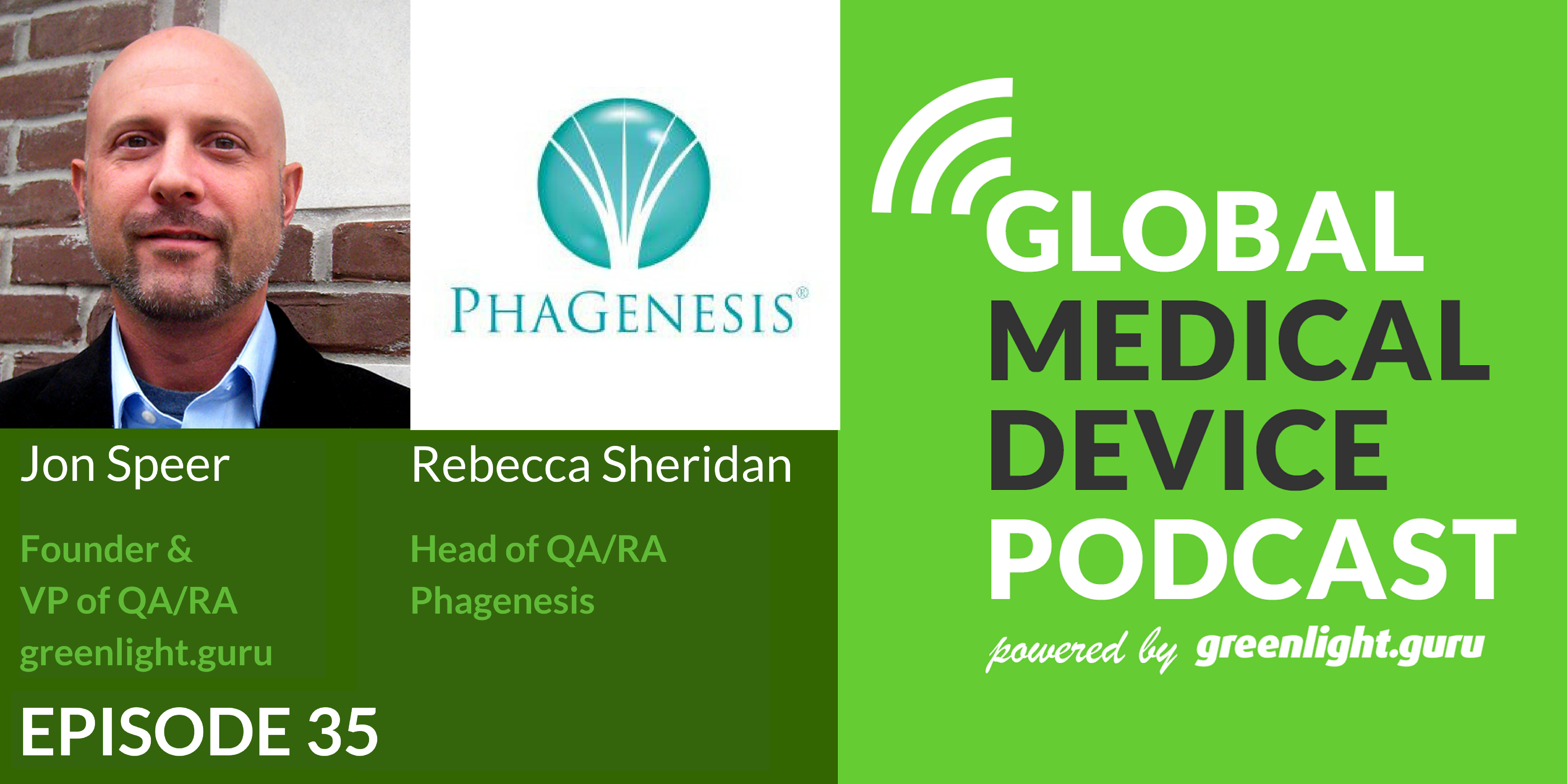How Phagenesis Is Developing a Treatment for Dysphagia with Rebecca Sheridan - Featured Image