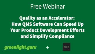 Qms Software Webinar